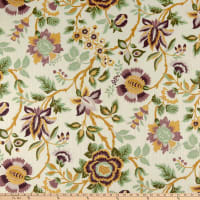 Martha Stewart Skylands Floral Seagrass Multi