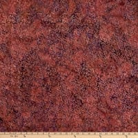 Island Batik Brookview Swirl Engle Raisin