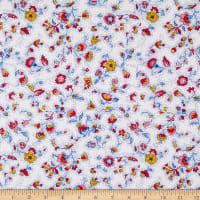 "STOF France Valdrome Collection 63"" Wide Fleurs Des Champs Multicolore"