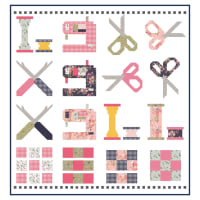 Riley Blake 10th Anniversary Quilt Kit