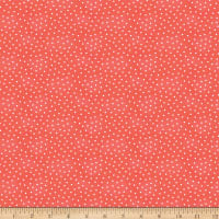Riley Blake Painter's Palette Baby Buttons Coral