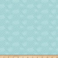 Riley Blake Painter's Palette Baby Buttons Light Blue
