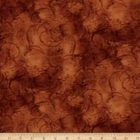 Riley Blake Painter's Palette Swirl Burnt Umber