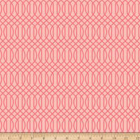 Riley Blake Flower Market Geometric Pink