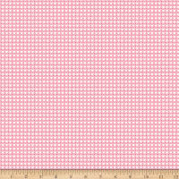 Riley Blake Love Letters Ditsy Pink