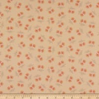 Whistler Studios Blythe Flower Pairs Apricot