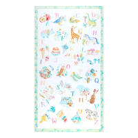"Windham My Imagination Alphabet 24"" Panel Multi"