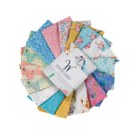 Windham My Imagination  Fat Quarters Multi 16 Pcs