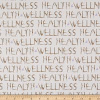 Windham Health & Wellness Text White