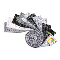 "Windham Fabrics S.T.E.M. 2.5"" Strips Multi 40pcs"