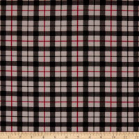 Windham Pemberley Flannel Plaid Cream