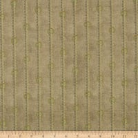 Windham Fabrics Reeds Legacy Circle Stripe Granite
