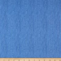 Windham Fabrics Sweet Oak Striped Pear Candy Stripe Blue
