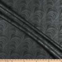 Benartex Pearlescent Wave Texture Charcoal