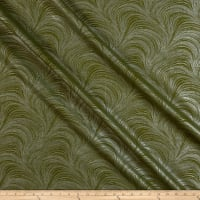 Benartex Pearlescent Wave Texture Dark Green