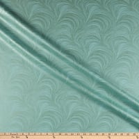 Benartex Pearlescent Wave Texture Teal