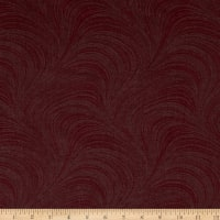 Benartex Pearlescent Wave Texture Wine