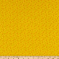 Kanvas Sew Excited, Floral Fun Yellow