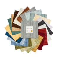 "Contempo Washed Wood 10"" x 10"" Pack 42 Pcs"