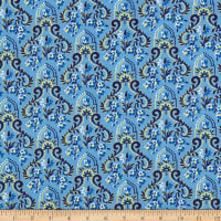 Benartex Somerset Baroque Blue