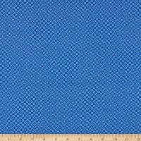 Benartex Somerset Dotted Circle Blue