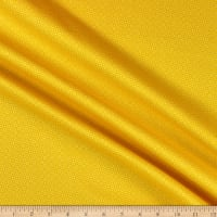 Benartex Somerset Dotted Circle Yellow