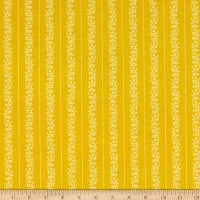 Benartex Somerset Stripe Yellow