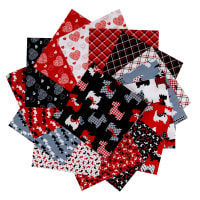 Kanvas Dotty For Scottie, 10x10 Pack