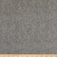 Benartex Winter Wool Wool Tweed Grey