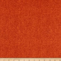 Benartex Winter Wool Wool Tweed Orange