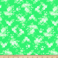 Clothworks Janey Tonal Light Green