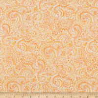Andover Roseberry Cottage Paisley Yellow