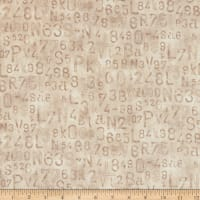 Andover Rough Hewn Crate Ivory