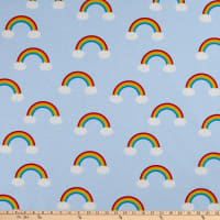 ArtCo Prints Over the Rainbow Sky