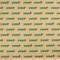 ArtCo Prints Mr Dachshund Multi