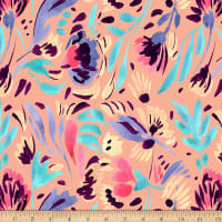 Paintbrush Studio Urban Jungle Peach