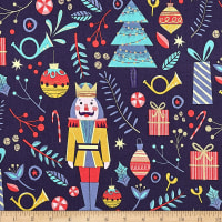Paintbrush Studios Night of the Nutcracker Dark Blue