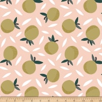 Paintbrush Studios Fruity Olive Peach