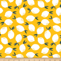 Paintbrush Studios Fruity Lemons Yellow