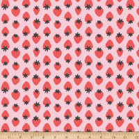 Paintbrush Studios Fruity Strawberry Red/Pink