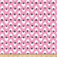 Paintbrush Studios Fruity Strawberry White/Pink