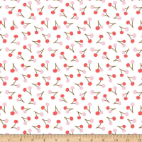Paintbrush Studios Fruity Cherry Pink/Red/White
