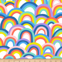 Paintbrush Studios Over the Rainbow Bright Multi