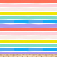 Paintbrush Studios Over the Rainbow Stripe Bright