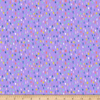 Paintbrush Studios Over the Rainbow Confetti Lilac