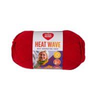 Red Heart Heat Wave Red Hot