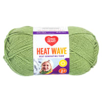 Red Heart Heat Wave Seaweed