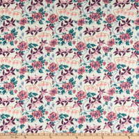 Dear Stella Empowered Orchid Floral Wite