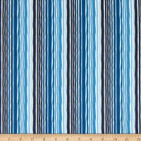 Dear Stella Digital High Seas Marine Stripe Multi