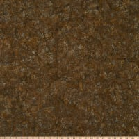 Timeless Treasures Tonga Batik Gunpowder Holiday Brown